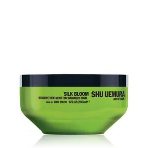 Restorative Treatment for Damaged Hair | SILK BLOOM | by Shu Uemura