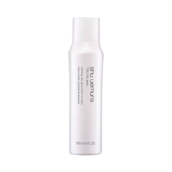 TSUYA skin refining vita-glow lotion moist shu uemura