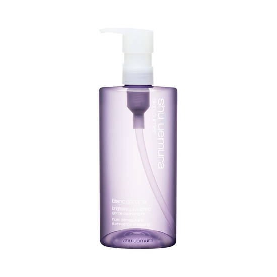 blanc:chroma brightening & polishing gentle cleansing oil SHU UEMURA
