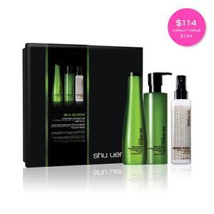 Silk Bloom Holiday Gift Set