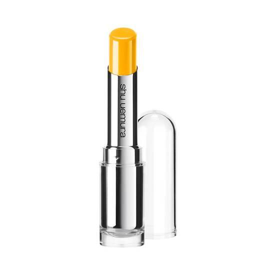 yellow - rouge unlimited lipstick shu uemura