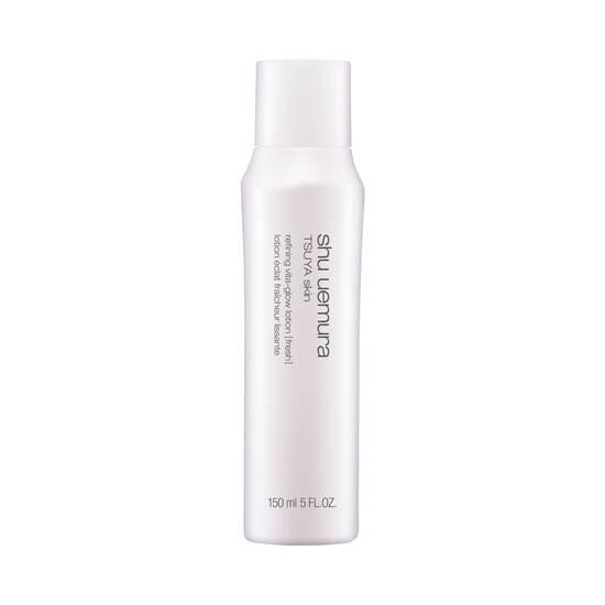 TSUYA skin refining vita-glow lotion fresh shu uemura