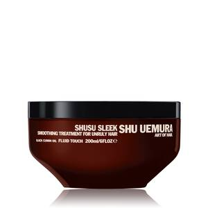 Smoothing Treatment for Naturally Unruly Hair | SHUSU SLEEK | by Shu Uemura