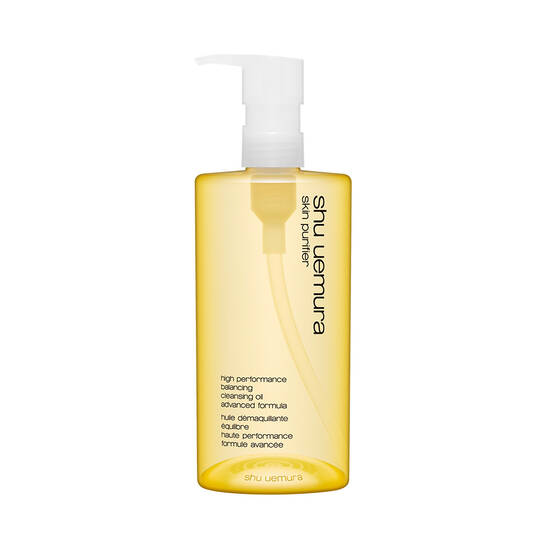 high performance balancing cleansing oil advanced formula shu uemura